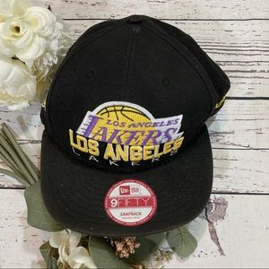 Los Angeles Lakers NBA 9fifty snapback cap